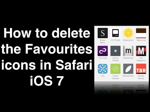 How to remove phone number from iphone favorites
