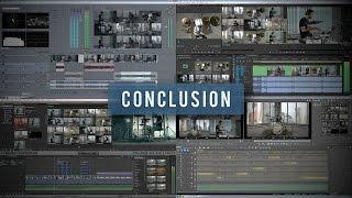 Multicamera NLE. Vegas vs Premiere vs Final Cut vs Edius. Part 7 of 7. Conclusion.