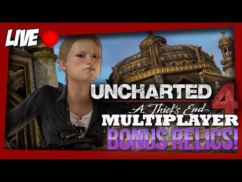 RELIC BONUS! (Uncharted 4 Multiplayer)