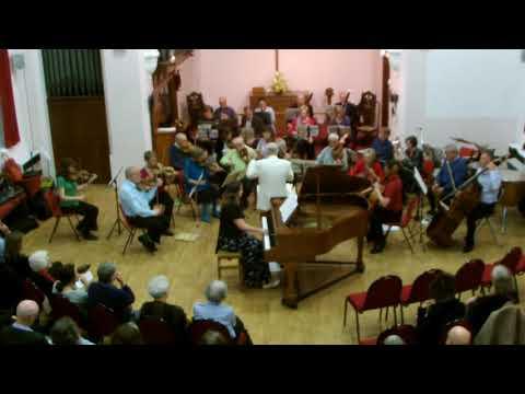 Mozart's Piano Concerto no.24 in C minor K491, Movt. 1 Allegro (TLO)