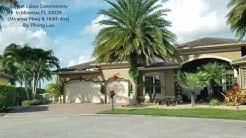 Sunset Lakes Community - Miramar FL 33029