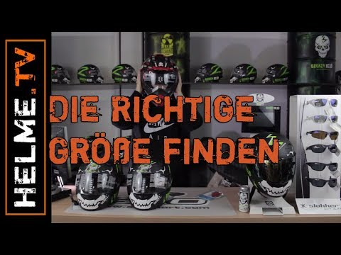 Bryan erklärt: So sitzt Dein Helm richtig - die richtige Größe finden   helme-maedl.de