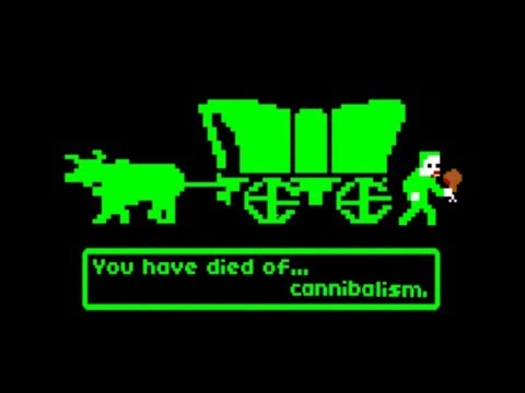 You Have Died of... Cannibalism