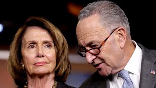 Chuck Schumer and Nancy Pelosi, From YouTubeVideos