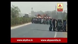 Alpesh Thakor  Rally Go To Sanand Neno Plant, Watch Video
