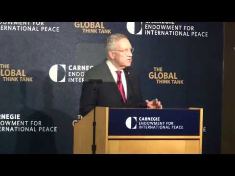 U.S. Senator Harry Reid on the Iran Nuclear Deal