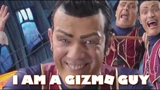 We Are Number One but it's mashup with Gizmo Guy