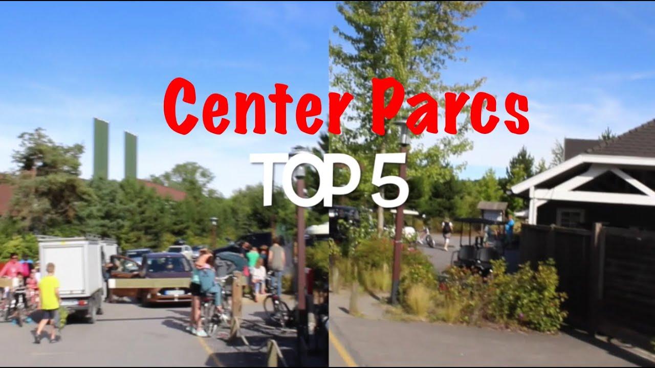 top 5 center parcs youtube. Black Bedroom Furniture Sets. Home Design Ideas