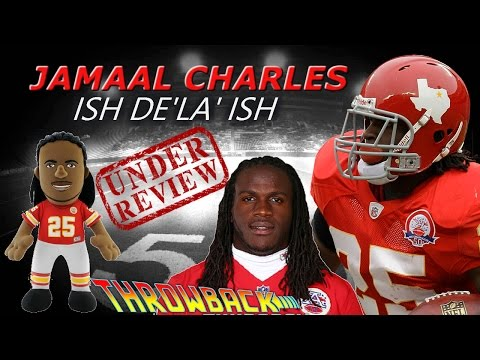 94 Throwback Jamaal Charles review - madden 16 mut gameplay