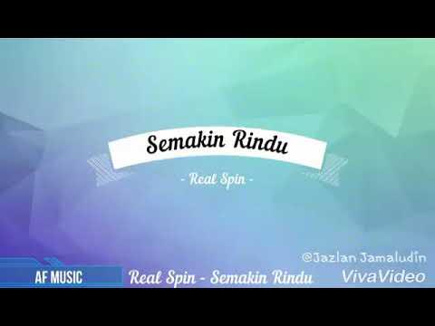 Semakin rindu-real spin (karaoke)