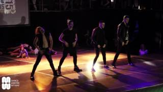 Major Lazer - Roll the Bass choreography by Nazar Klypych & Nastya Kulik - MDA 2015