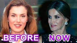 WOMAN and TIME:  Letizia Ortiz,  Queen of Spain