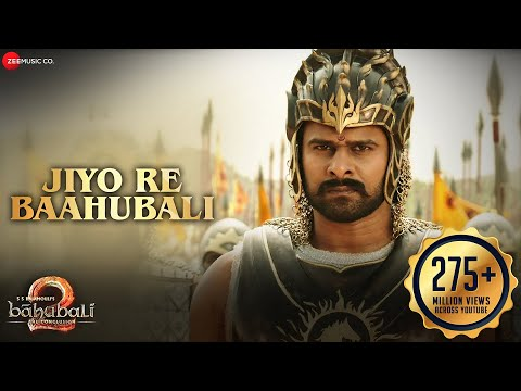 Jiyo Re Baahubali | Baahubali 2 The Conclusion | Prabhas & Anushka Shetty |M.M|Manoj Muntashir