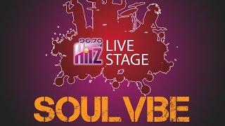 Live Stage 96.7 HITZ FM - Soulvibe - Biarlah (Hapuslah cinta)