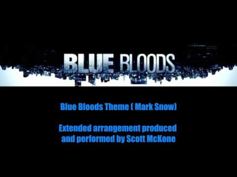BLUE BLOODS extended theme