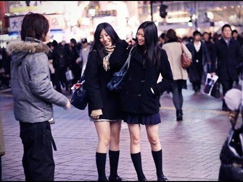 Touching Japanese People??