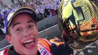 MotoGP - Marquez after winning Motegi - World Championship 2016