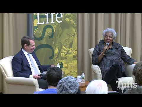 Tisch College Distinguished Speaker Series: Donna Brazile ...