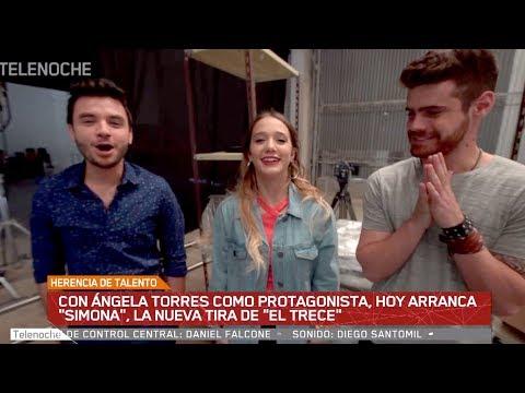 Ángela Torres: Herencia de talento