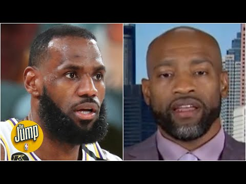 It won't be a cake walk for the Lakers in the series vs. the Nuggets - Vince Carter | The Jump