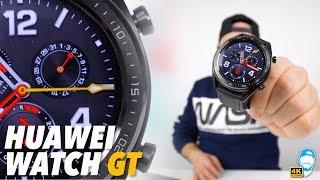 ⌚️ Hodinky Huawei Watch GT rozhodně NEJSOU CHYTRÉ, ale... | WRTECH [4K] (CZ Recenze/Review)