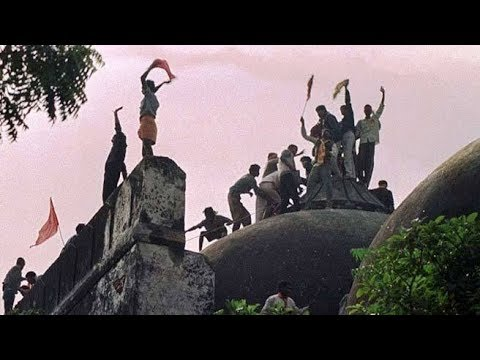 Babri Masjid demolition: The most comprehensive video coverage from 1992