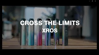 Vaporesso Xros! Cross tнe limits of traditional pod systems! MTL | RDL | Adjustable Airflow | Type C