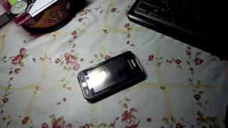 Обзор Samsung S5230 - Как открыть заднюю крышку(Небольшое видео о том, как лучше открыть заднюю крышку., 2009-10-30T10:27:44.000Z)