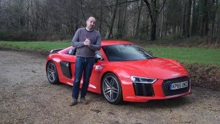 Audi R8 V10 Plus 2016 review | TELEGRAPH CARS