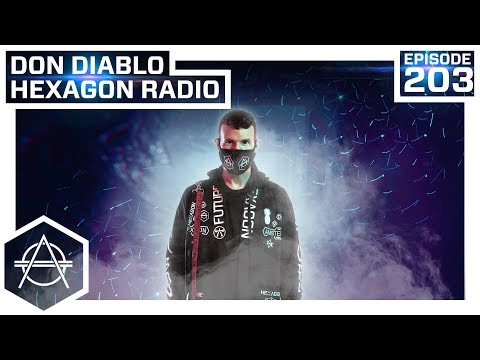 Hexagon Radio Episode 203 (Label YearMix 2018)