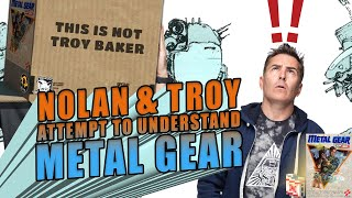 Nolan North and Troy Baker Attempt to Understand Metal Gear