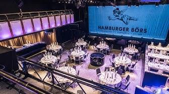 Hamburger Börs - Rundtur - Stockholm