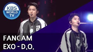 [FOCUSED] EXO's D.O. - Tempo [Music Bank / 2018.11.09]