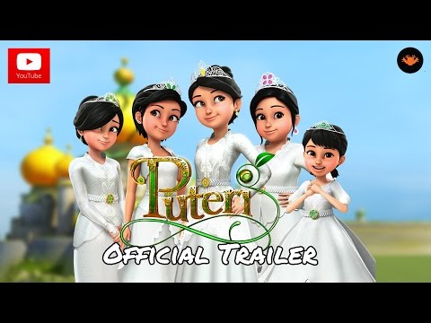 Puteri - Official Trailer [HD]