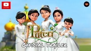 Download Video Puteri - Official Trailer [HD] MP3 3GP MP4
