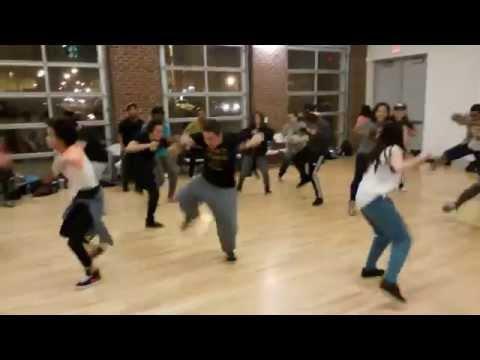 Let It Whip  Dazz Band  Lockin Robin  Culture Shock DC Company Class