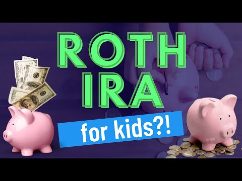 ROTH IRA - For Your Children?    Mark J Kohler   Tax & Legal Tip