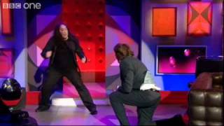 Jonathan Ross in a Fight! - Friday Night with Jonathan Ross - BBC One