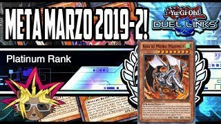 META Decks (TOP) MARZO 2019 POST BANLIST!!! - Yu-Gi-Oh! Duel Links - #ZeroTG
