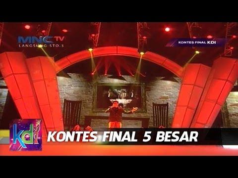 Mahesya '' Mbah Dukun '' Pekanbaru - Kontes Final KDI 2015 (27/5)