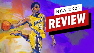 NBA 2K21 Review (Video Game Video Review)