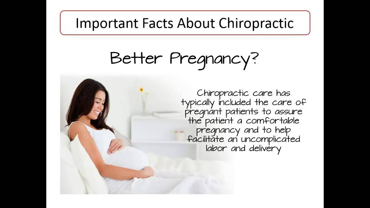 Pregnancy And Chiropractic Care In Cedar Park