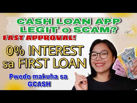 LEGIT CASH LOAN