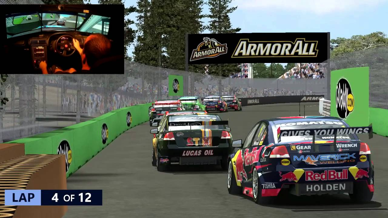 how to watch v8 supercars live online