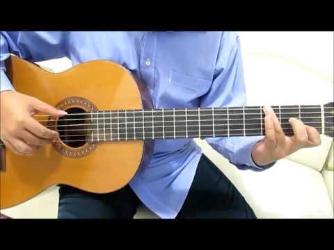 "My Valentine Martina McBride Guitar Lesson for Beginner (Intro) ""Fingerstyle"" No Capo"