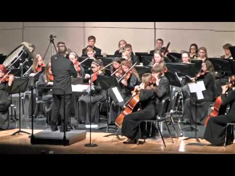 Sycamore High School Symphonic Orchestra 2014-10-14