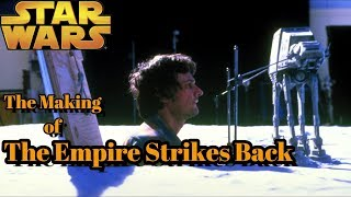Vintage Star Wars | The Making Of The Empire Strikes Back (SFX)