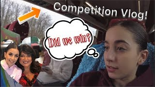 Competition Vlog ~ Bus ride to competition 😱🤯