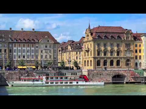 BaselTown of Basel - Great Attractions Basel, Switzerland)