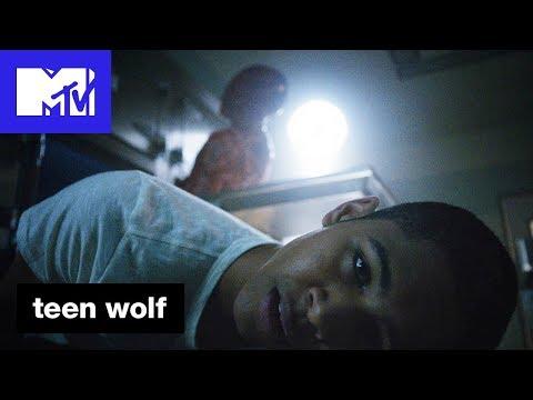 'Aaron Searches The Morgue' Official Sneak Peek | Teen Wolf (Season 6B) | MTV
